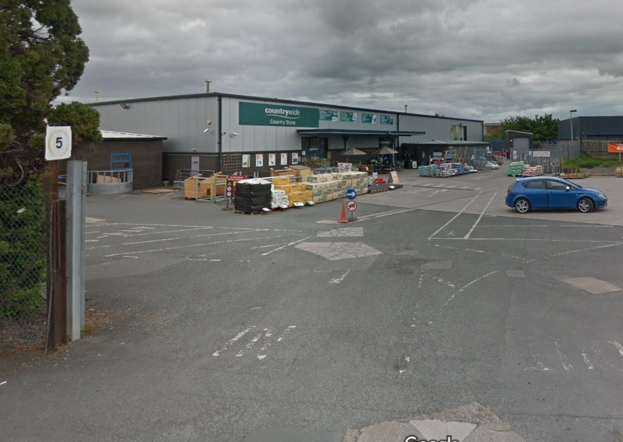 Countrywide in Mortimer Road in Hereford. Image from Google Maps