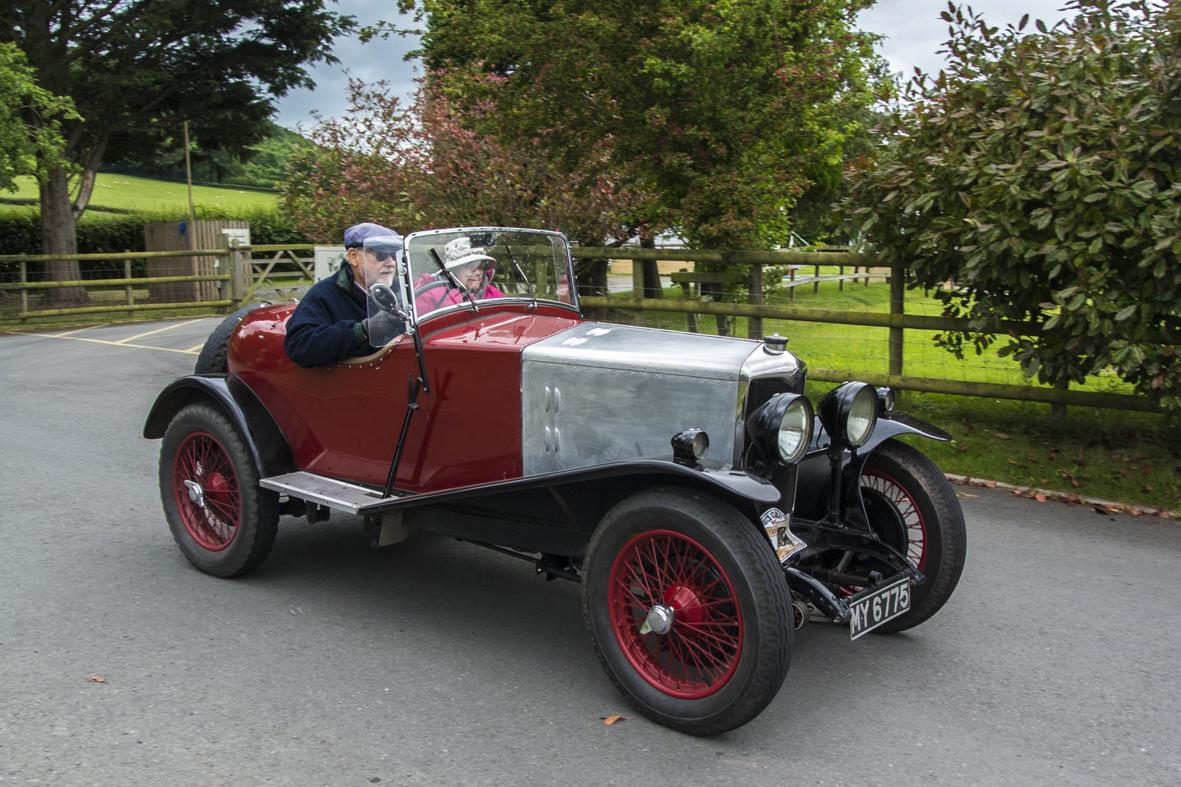 Classic car tour returns for the second year | Hereford Times