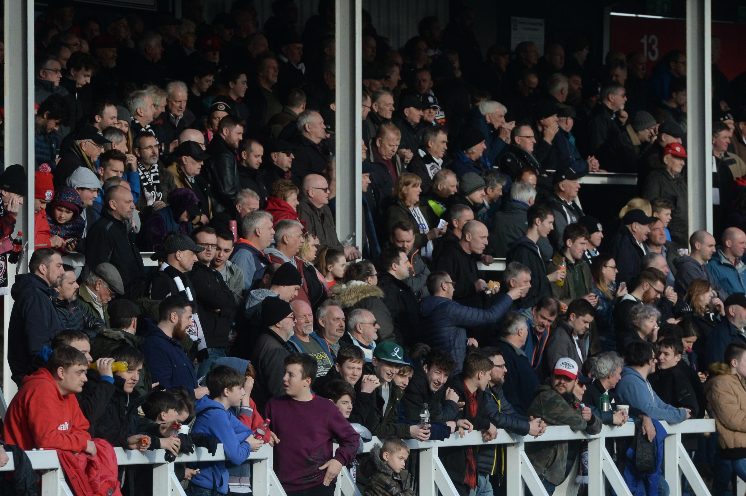 Hereford FC travel to Hitchin Town for tonight's re-arranged league game