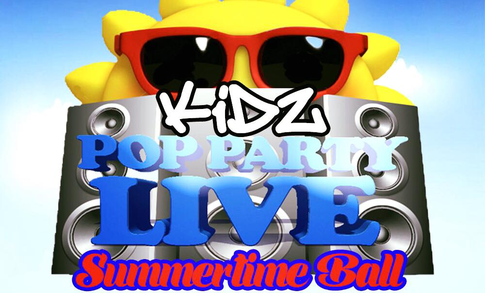 Kidz Pop Party Live: Summertime Ball