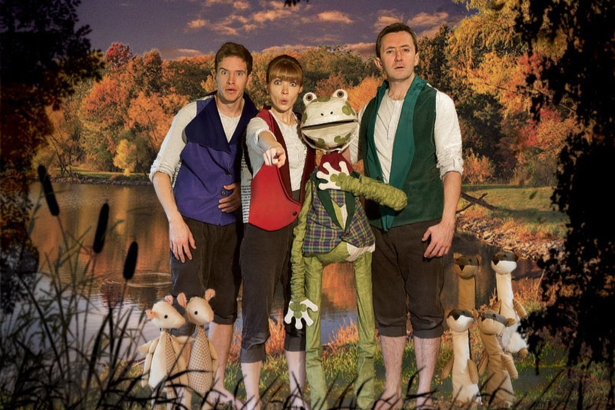 Boxtale Soup present Wind in the Willows