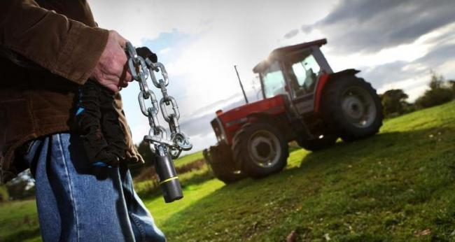 Rural Crime is being challenged by the NFU and Crimestoppers