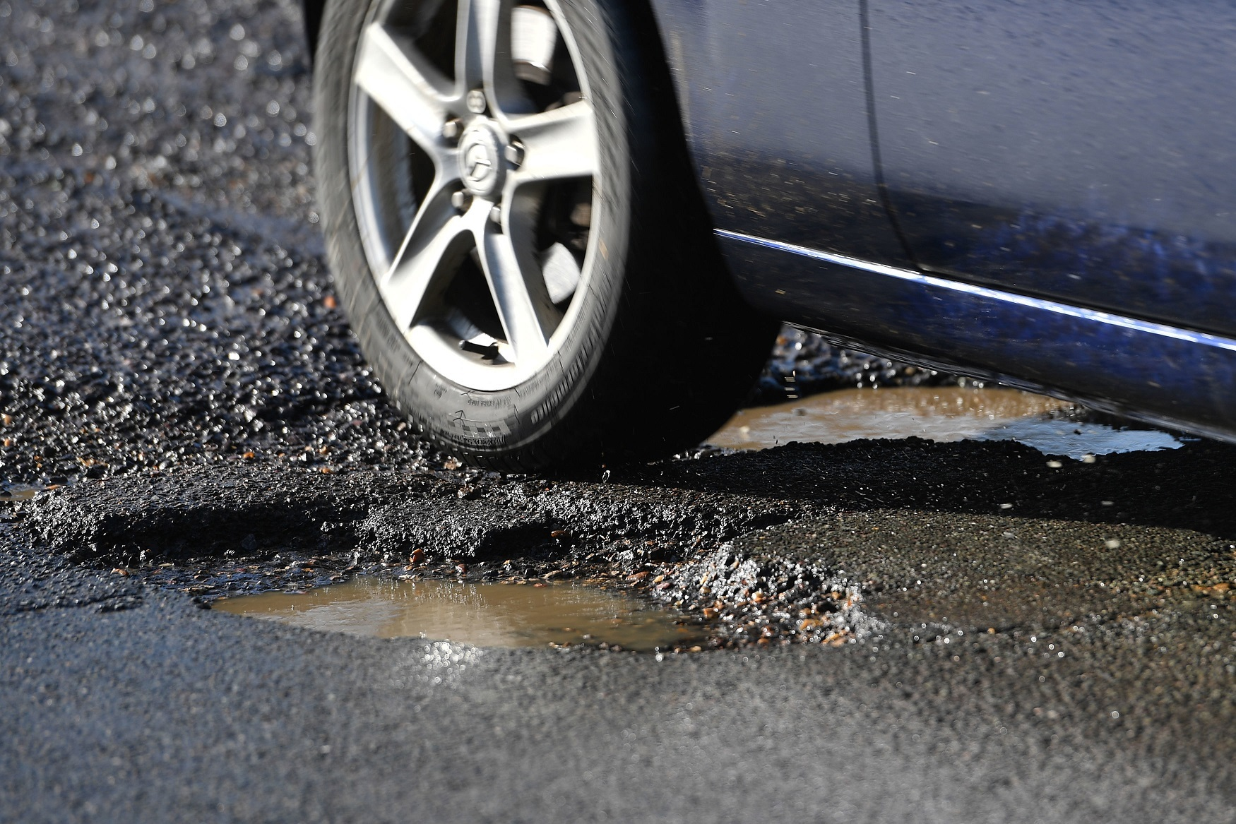 Herefordshire Council has a target of not paying out a single penny for pothole damage