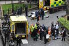 Keith Palmer was stabbed outside the Palace of Westminster