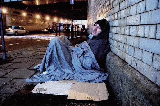 Hereford Times: Action group launched to help the homeless
