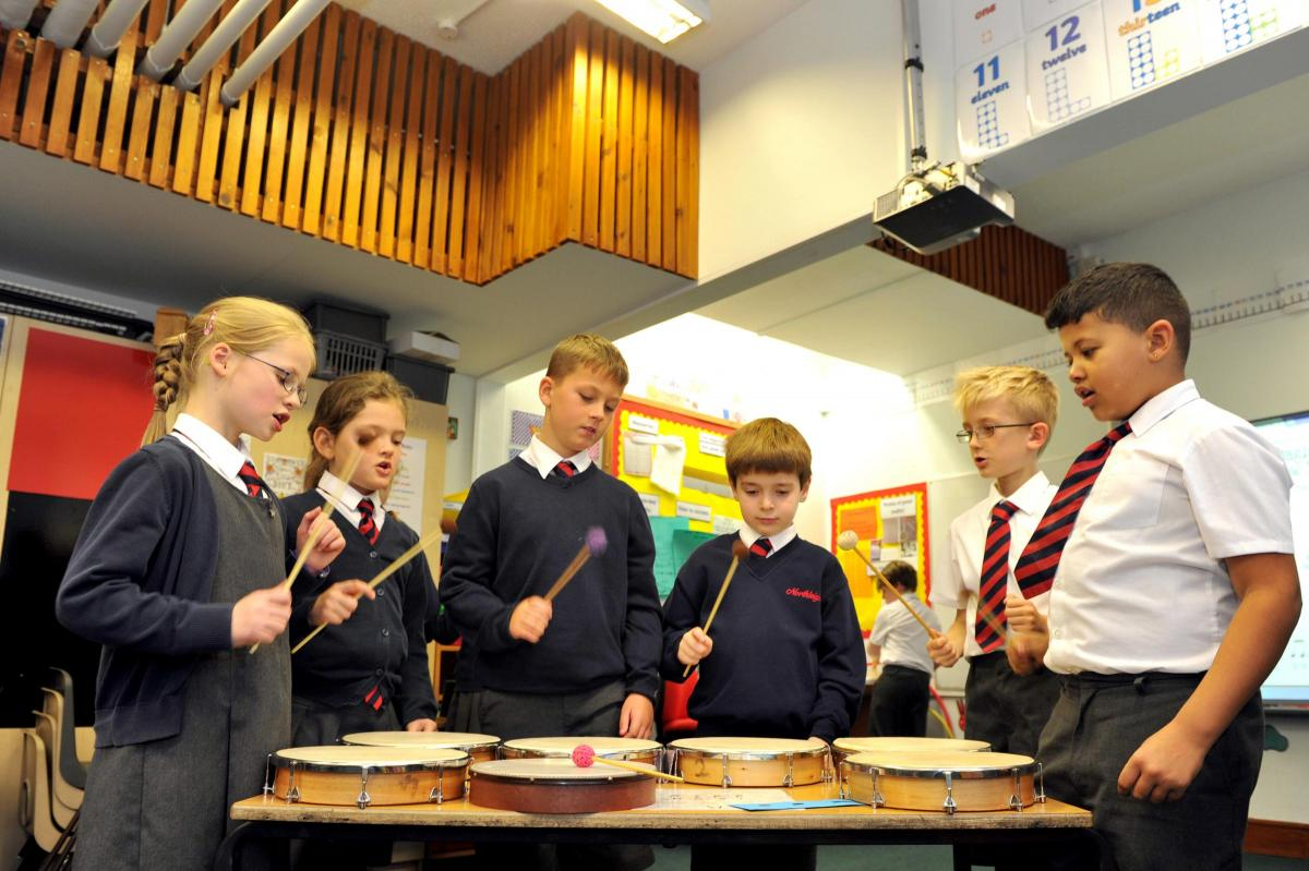 Double dose of success for Malvern's Northleigh primary