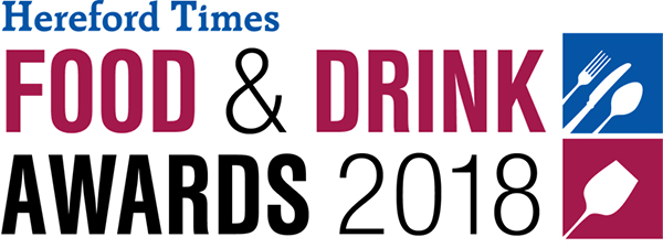 Hereford Times: Hereford Times' Food & Drink Awards 2018 logo