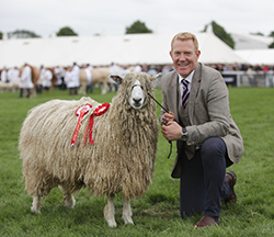 Hereford Times: Royal Three Counties Show - Adam Henson