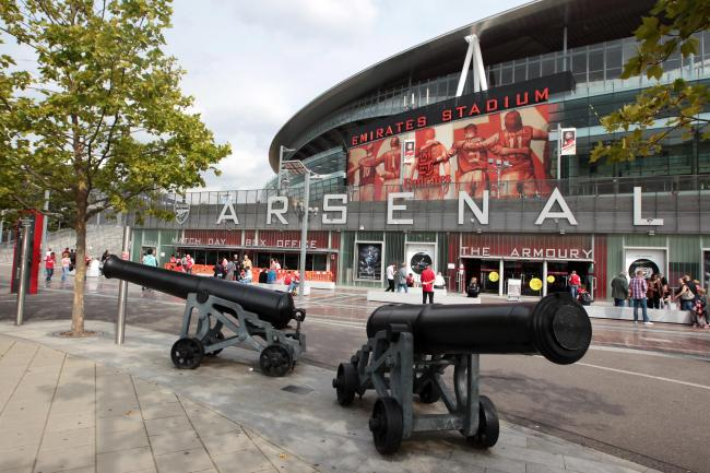 There has been plenty of change at the Emirates Stadium in the past year.