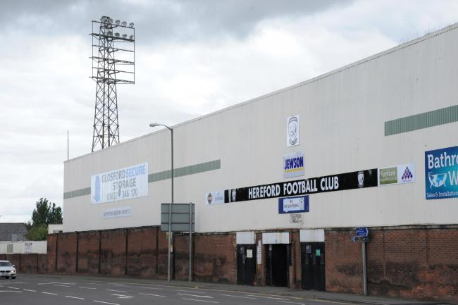 Hereford FC will host Westfields at Edgar Street