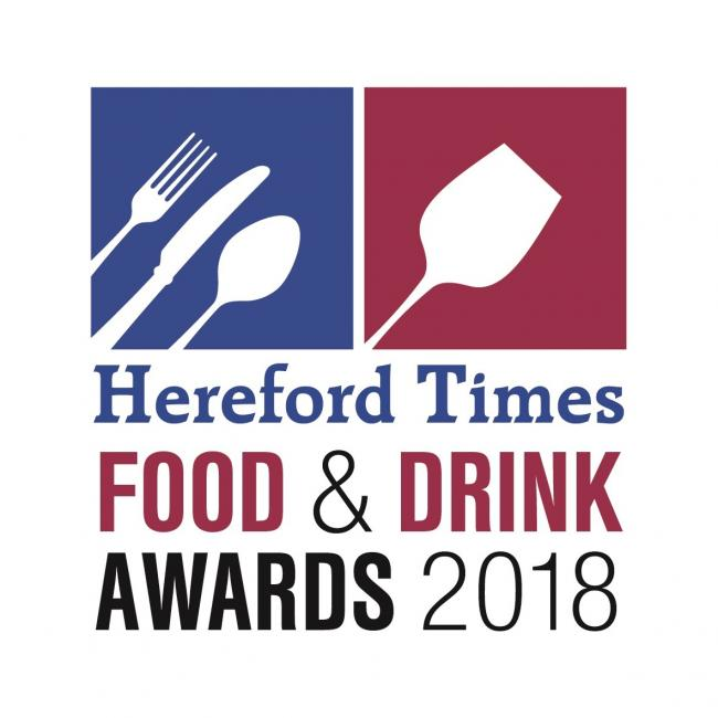 Hereford Times Food and Drink logo