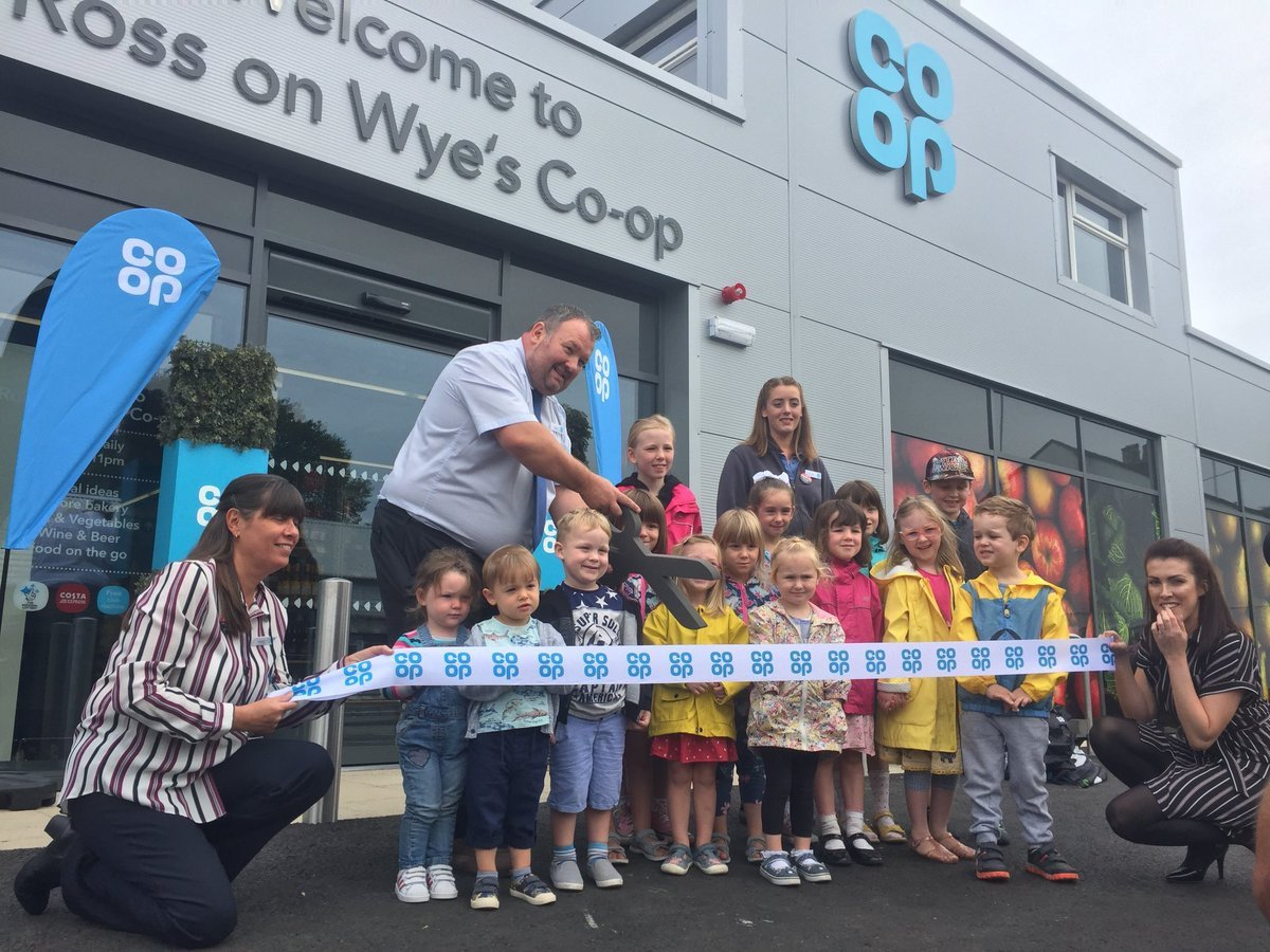 The Co-operative opens in Ross-on-Wye