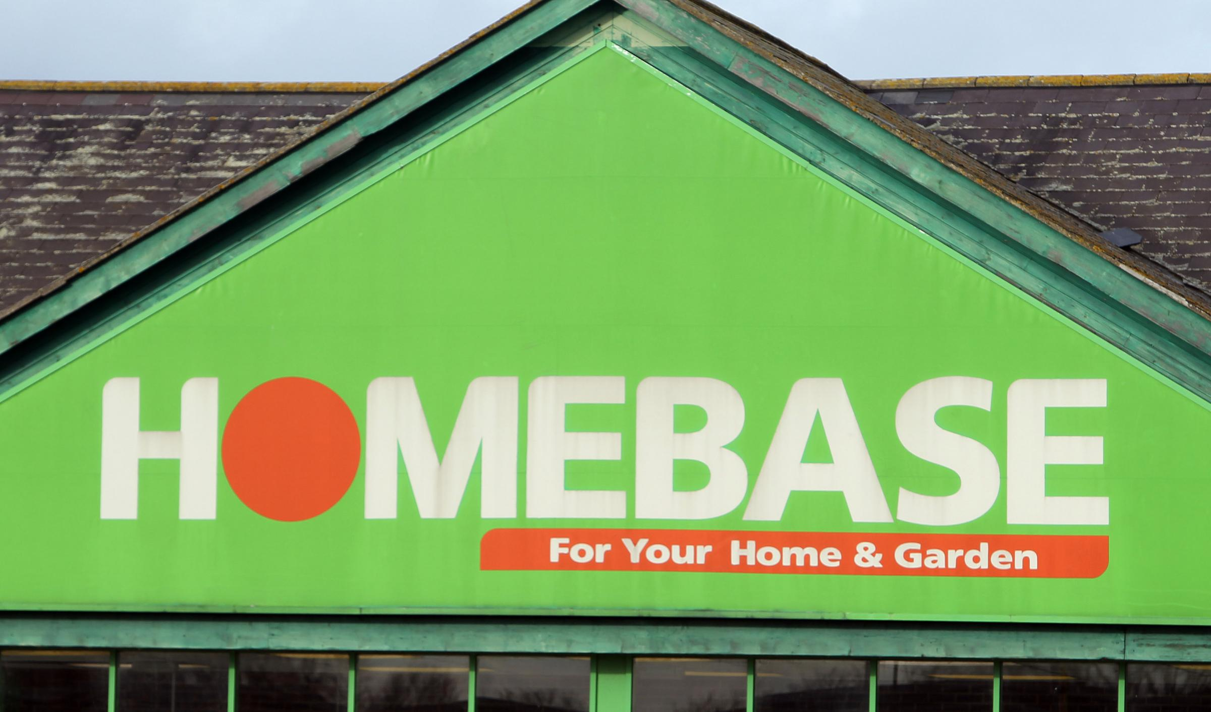 Forty-two Homebase stores in the UK are to close. Picture: Steve Parsons/PA Wire