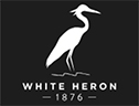Hereford Times: White Heron logo