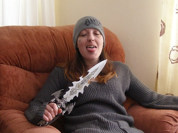 Joanna Dennehy was arrested after stabbing two men in Hereford