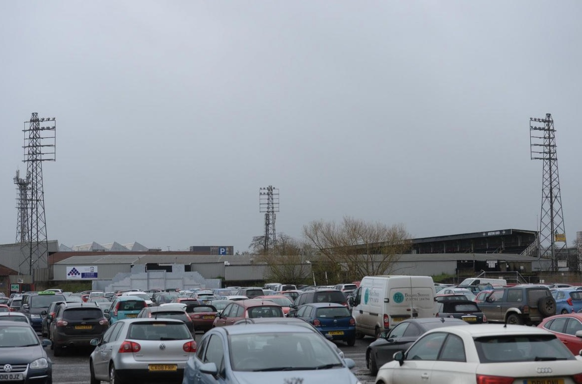 Drivers are being advised to park in the Merton Meadow car park, pictured, while the Station Approach car park is closed