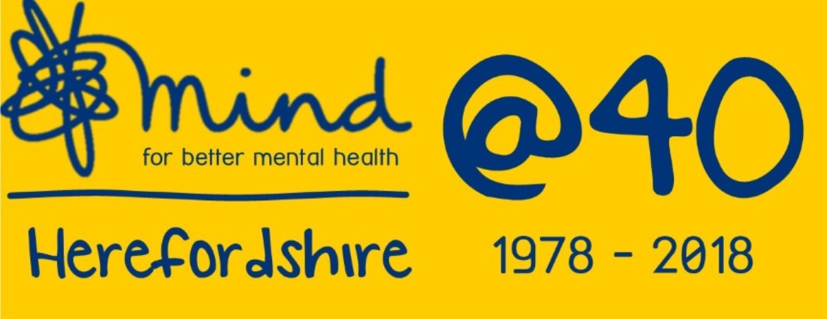 Herefordshire Mind is calling for supporters from the last 40 years to get in touch.