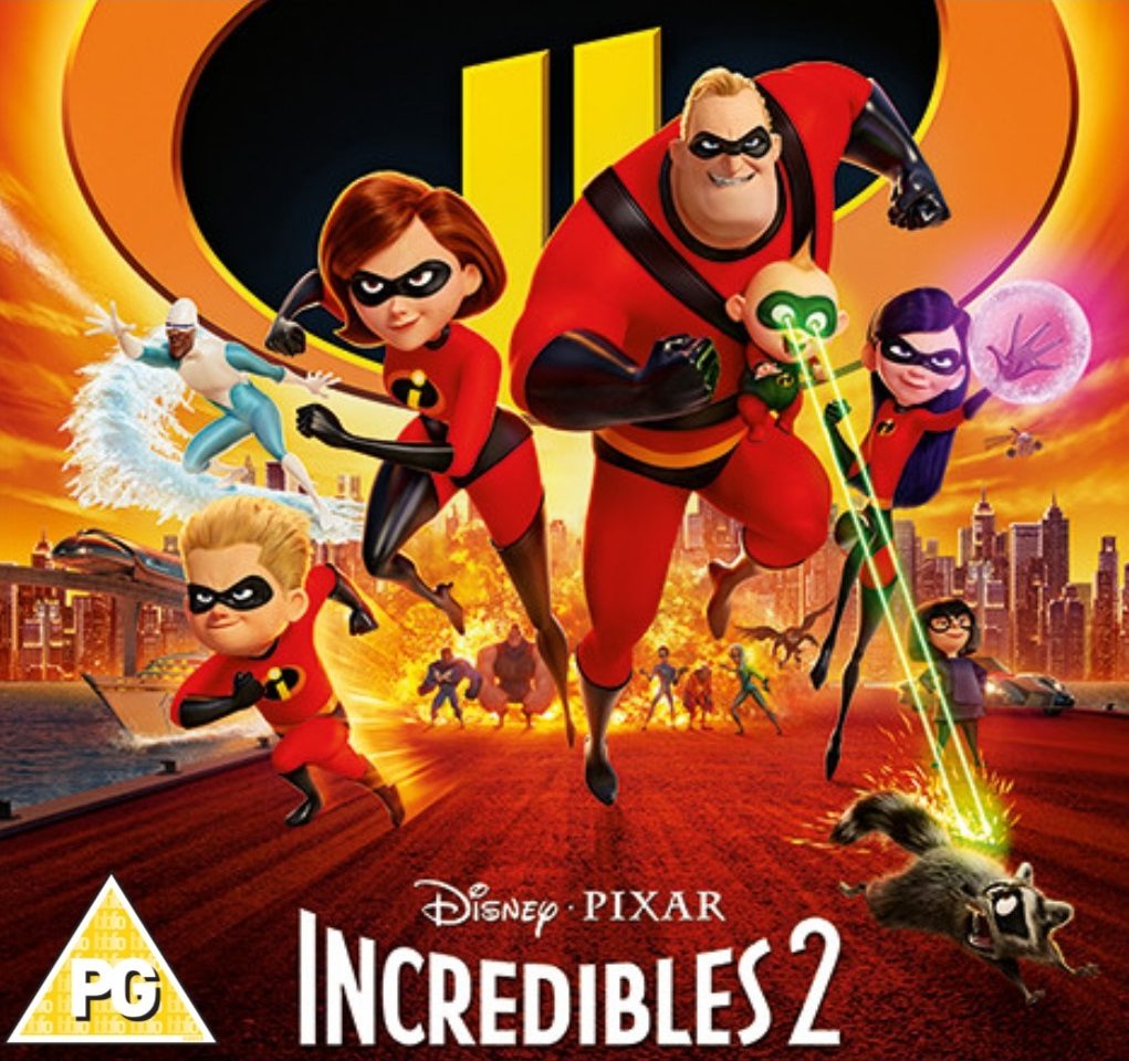 Incredibles 2 - Flicks in the Sticks