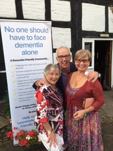 Event will mark Herefordshire being dementia friendly
