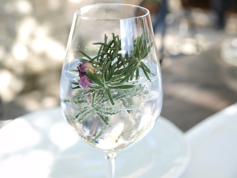 The gin festival takes place at Shire Hall on October 26 and 27.