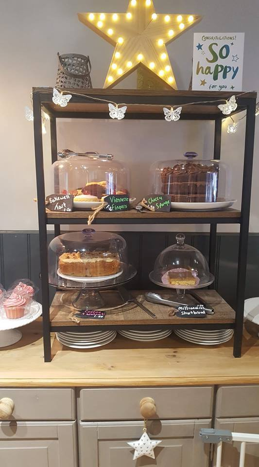 Cakes at JJ and Little Dots