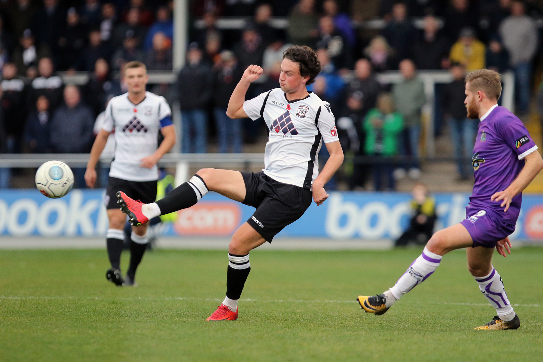 Tom Owen-Evans. Picture: Steve Niblett/Hereford FC