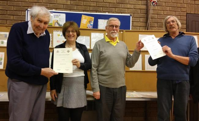 Guests welcomed at Hereford and Mid-Wales Philatelic Society