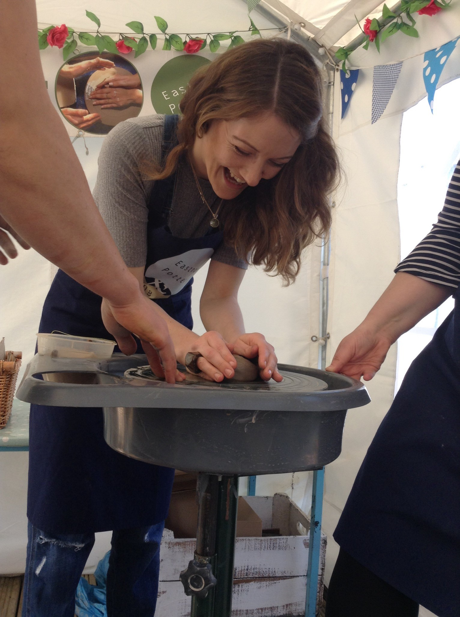 Potter's wheel one day course - Sat 25 May