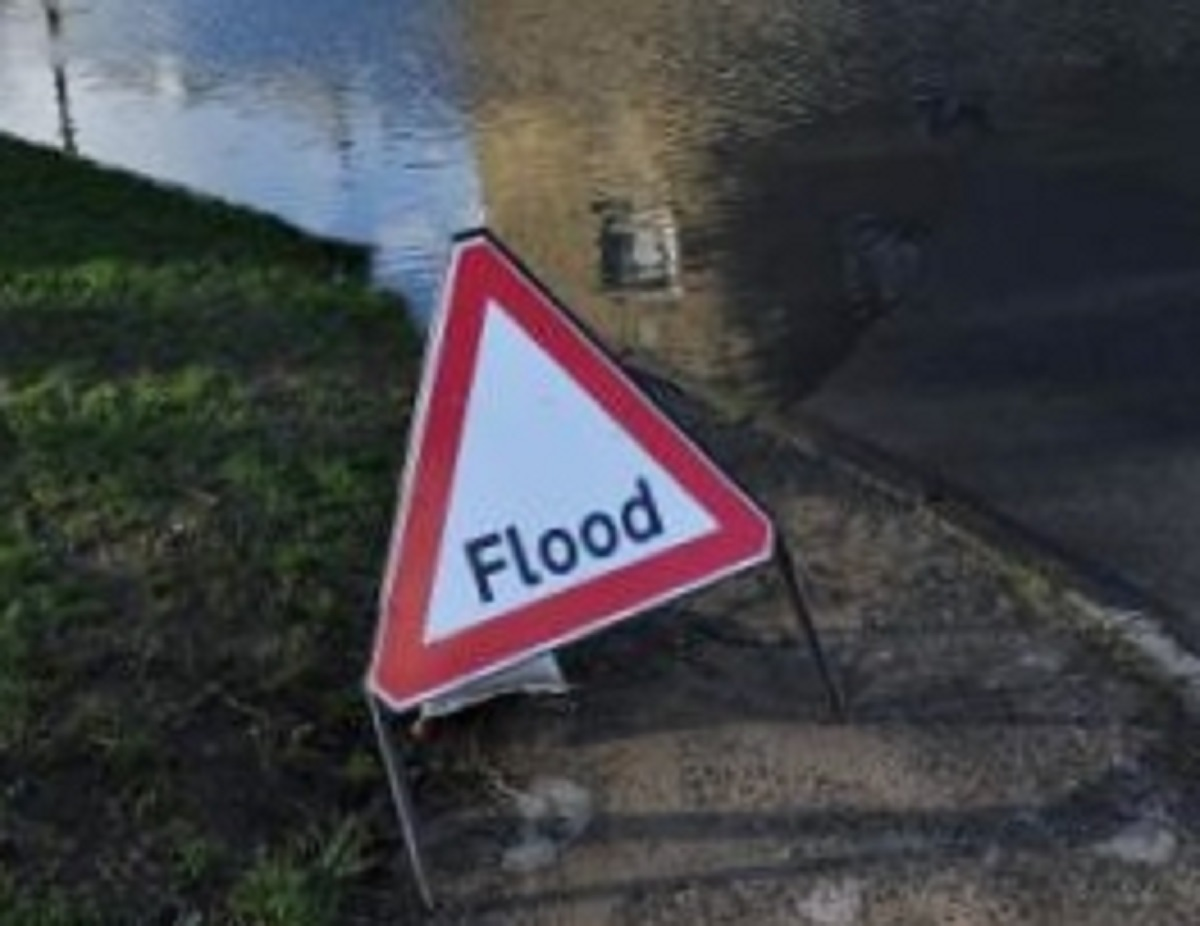 Flood alerts have been issued in Herefordshire.