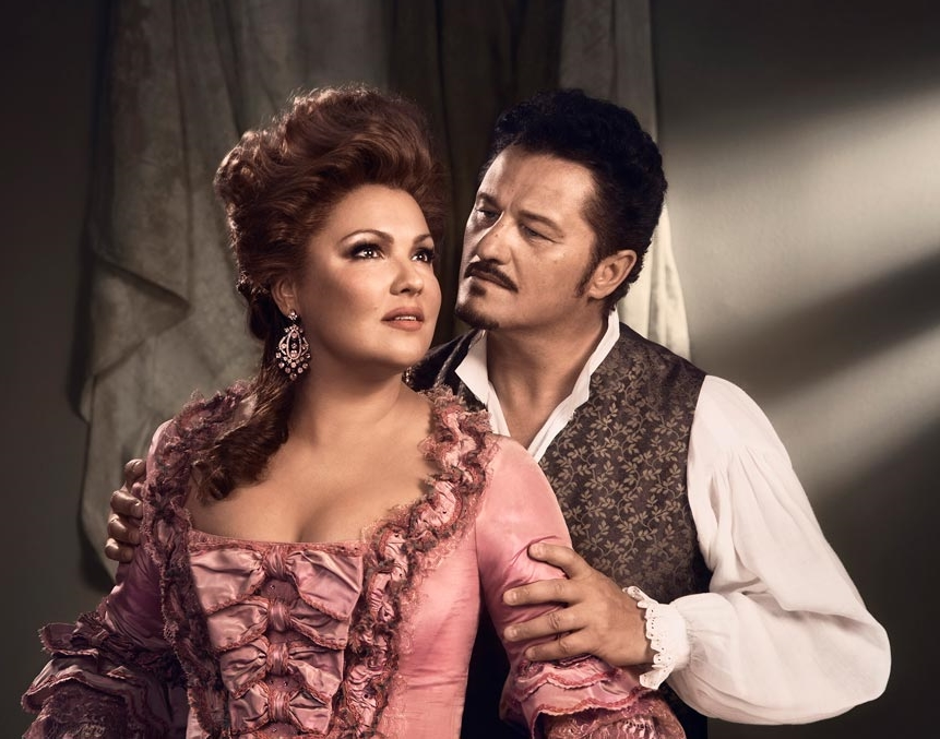 Live from New York Met: Adriana Lecouvreur