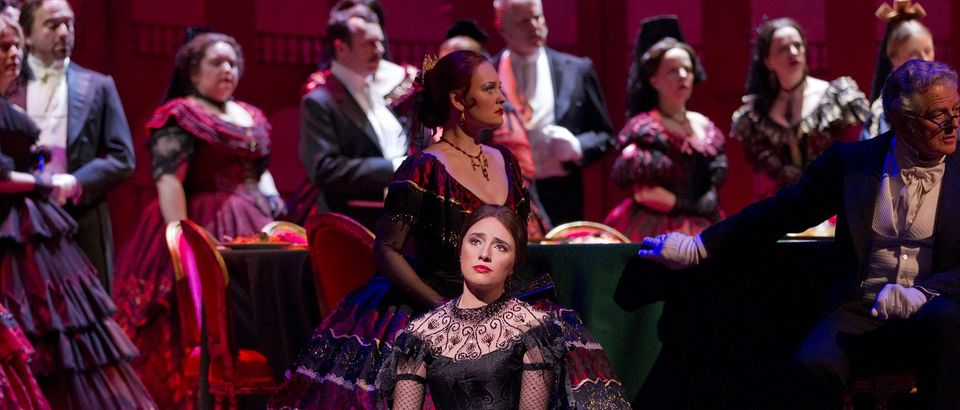 Live from ROH London: La Traviata