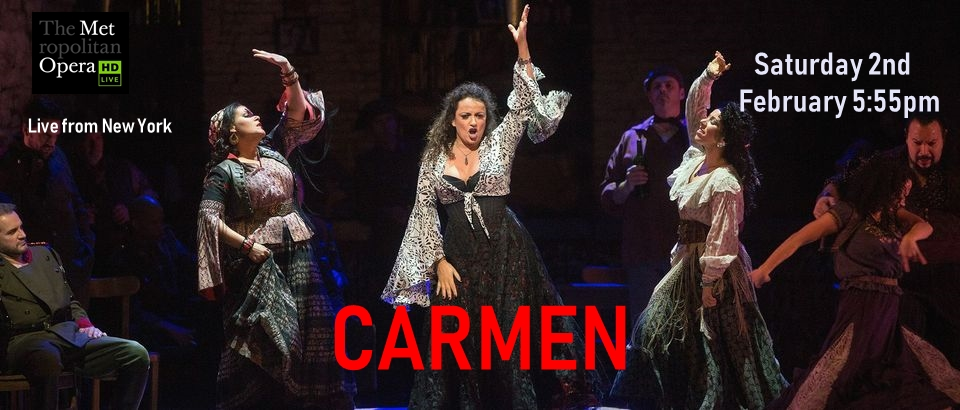 Live from New  York Met: Carmen