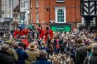 Ledbury Boxing Day Hunt. Photo by Andy Garbutt