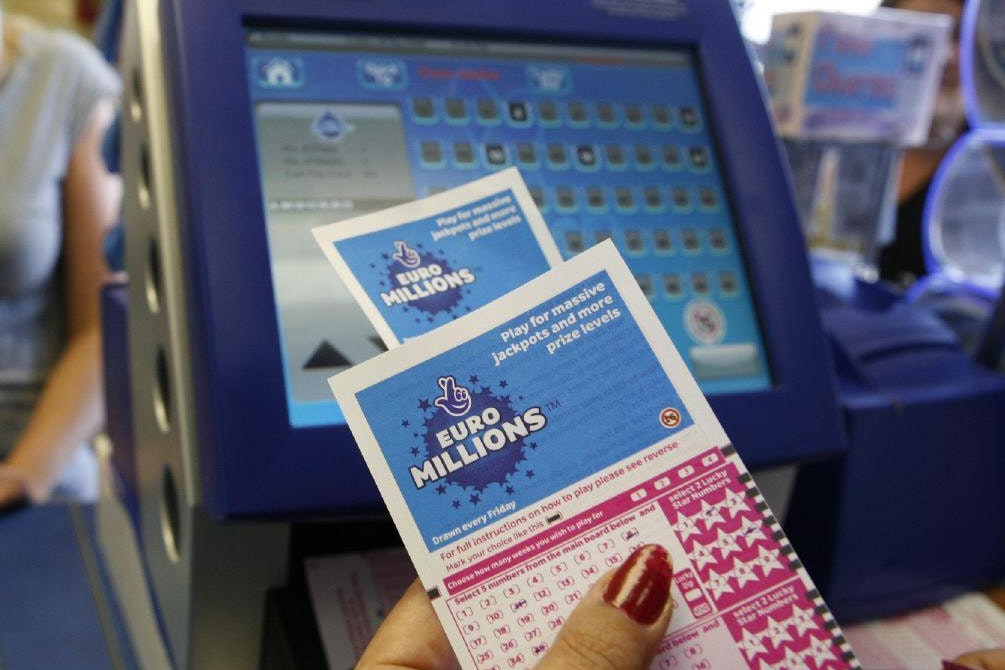 A man from Hereford won £71million in Friday's draw