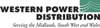 Hereford Times: Western Power Distribution logo