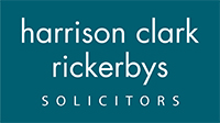 Hereford Times: Harrison Clark Rickerbys Solicitors logo