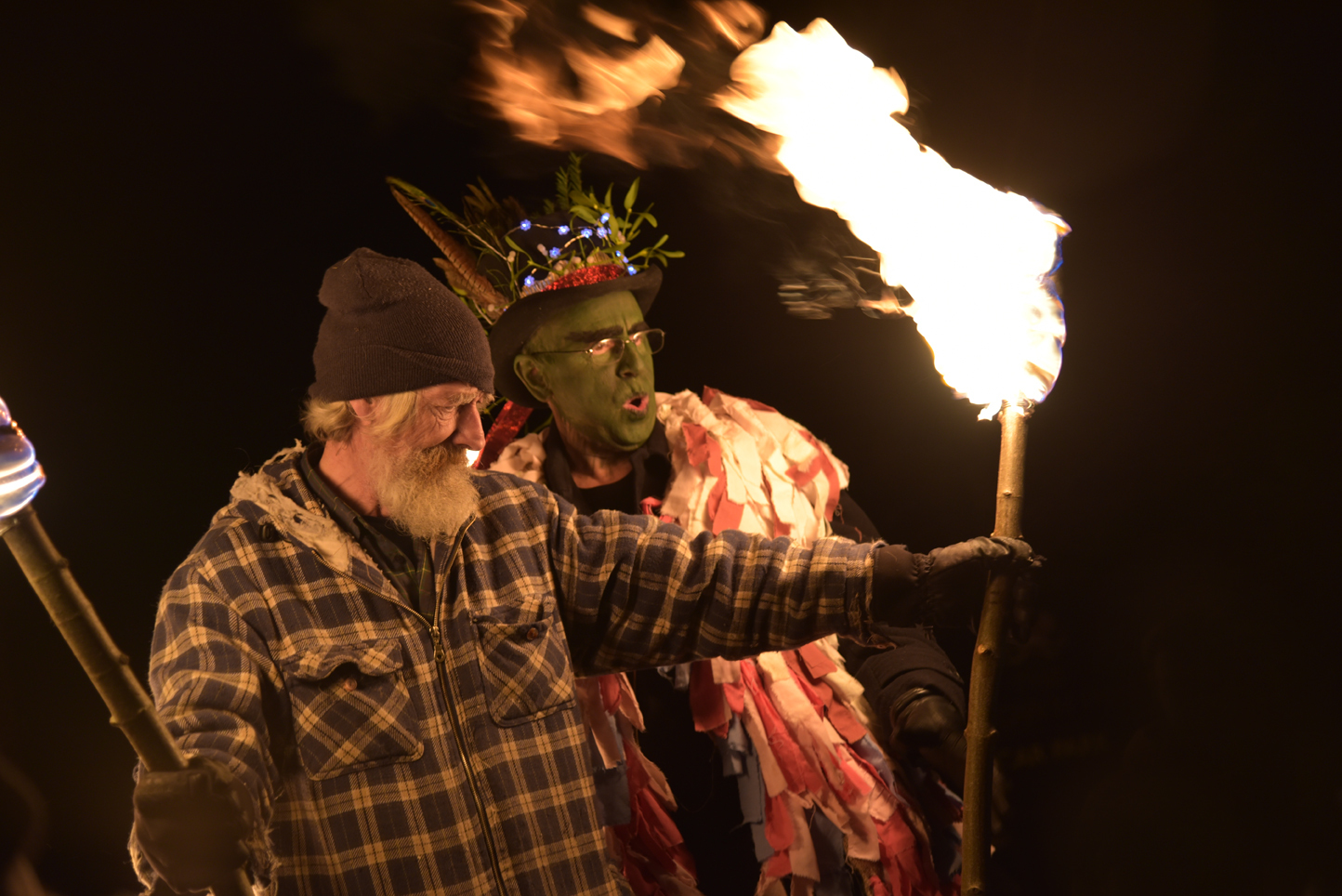 Colwall Wassail will be held on Saturday, January 19