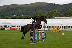 Hereford Times: Royal Three Counties Show - Show Jumping