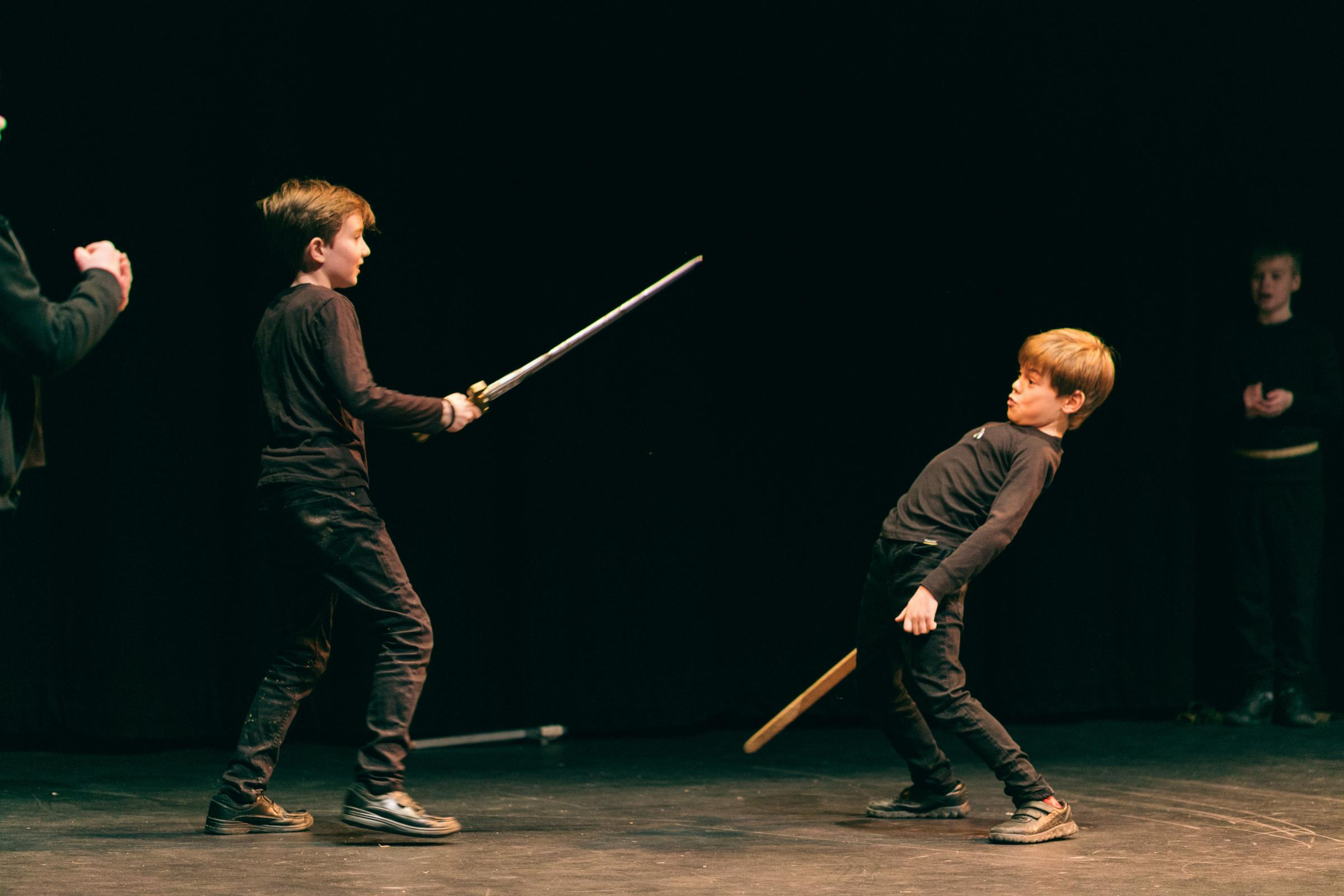 The Herefordshire Schools Shakespeare Festival takes place at The Courtyard