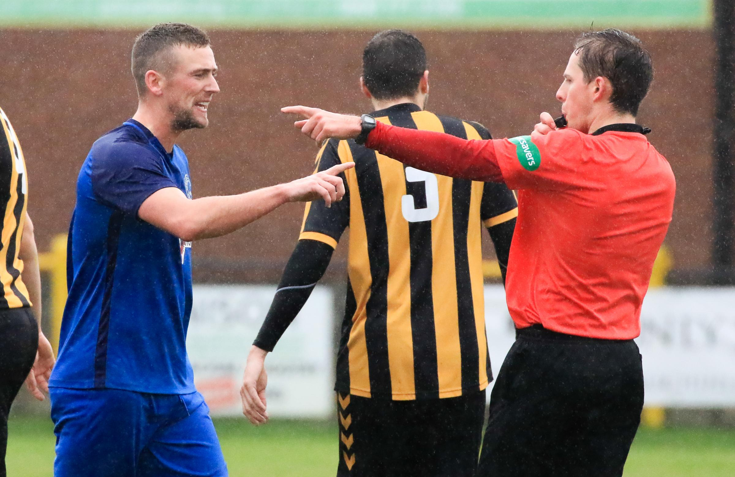 Respect for referees is a common theme at meetings of the Herefordshire Football Association