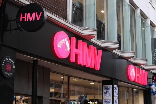 Hereford's HMV store is to close.