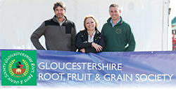 Hereford Times: The Gloucestershire Root Fruit and Grain