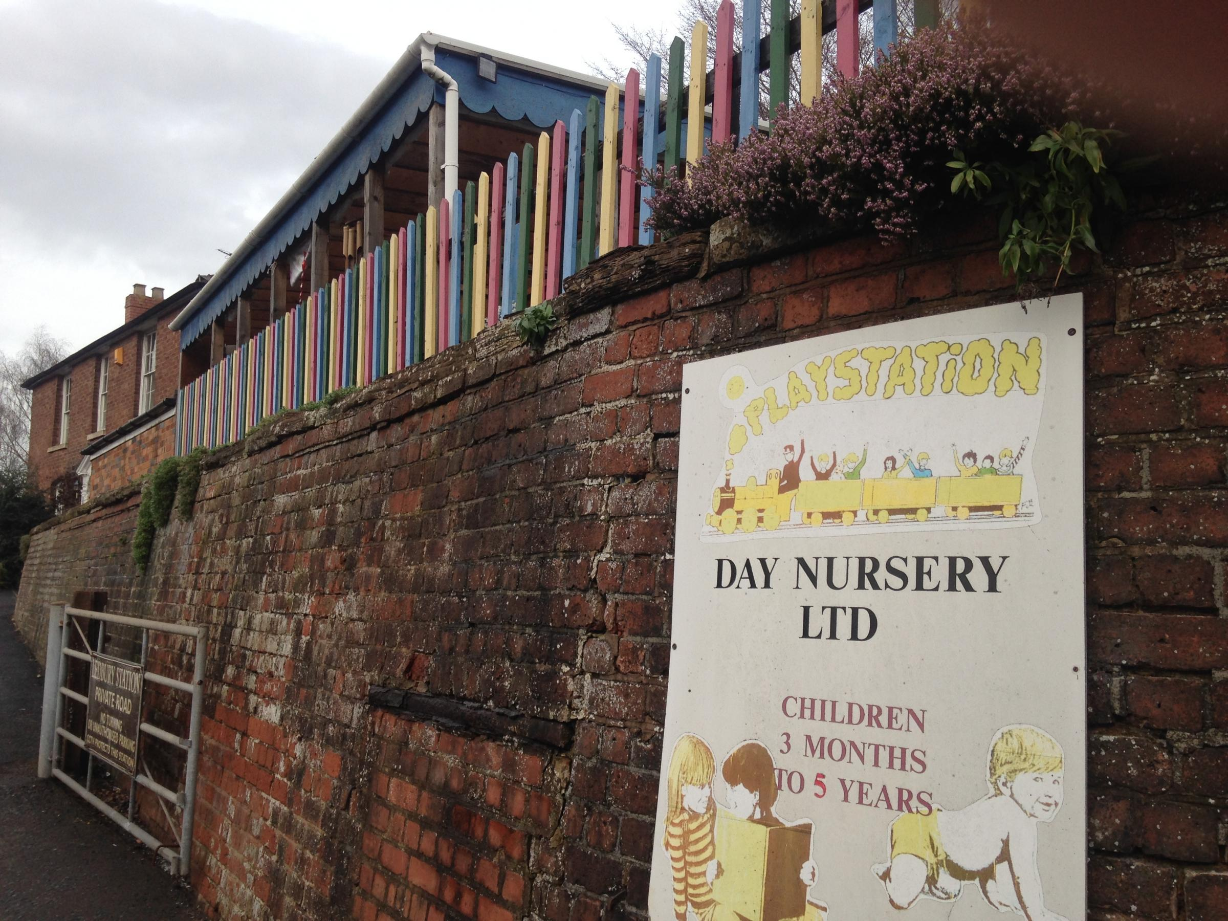 SUSPENDED: But Playstation Day Nursery re-opens on Monday
