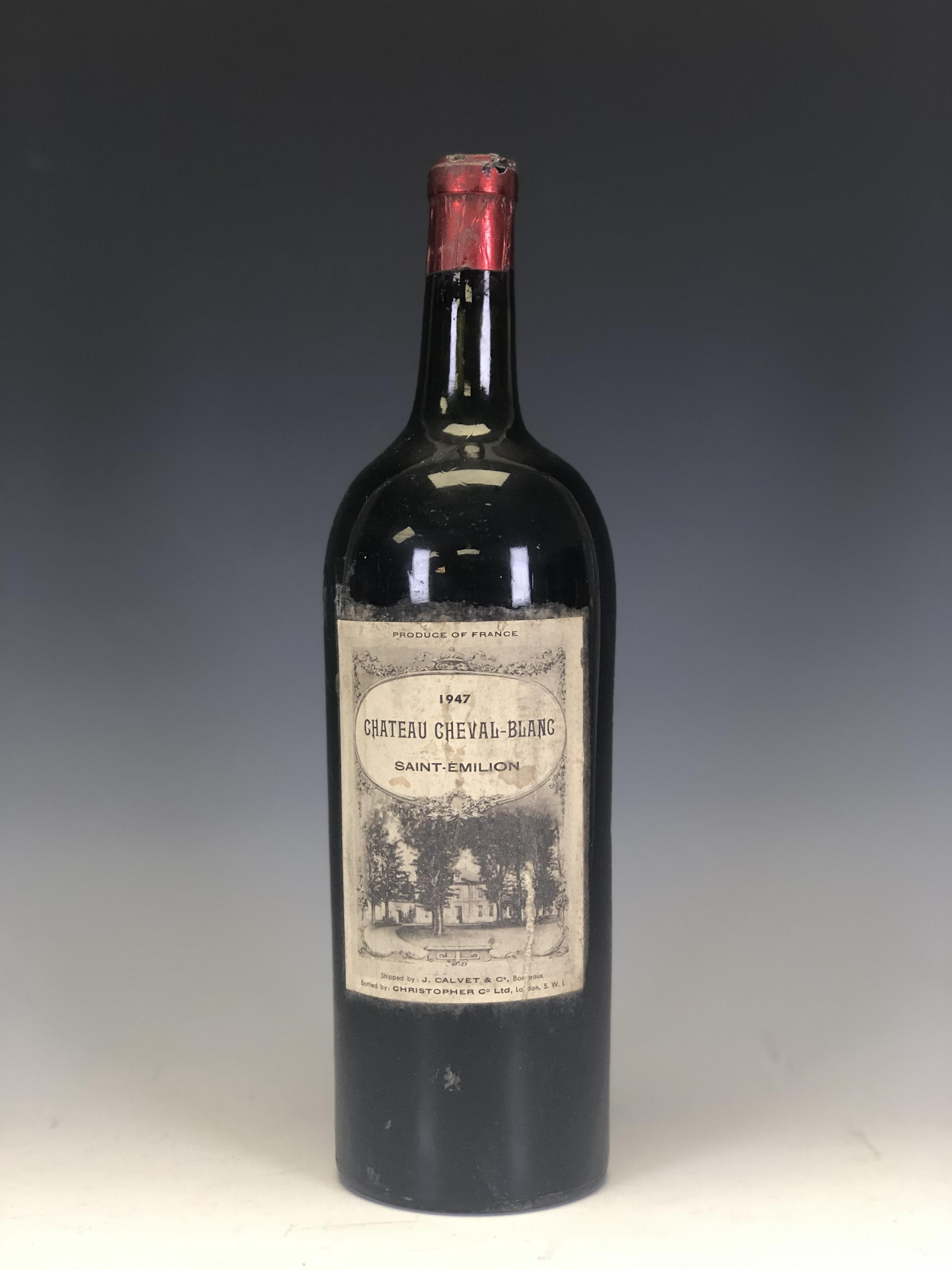 Rare magnum from 1947 comes under the hammer