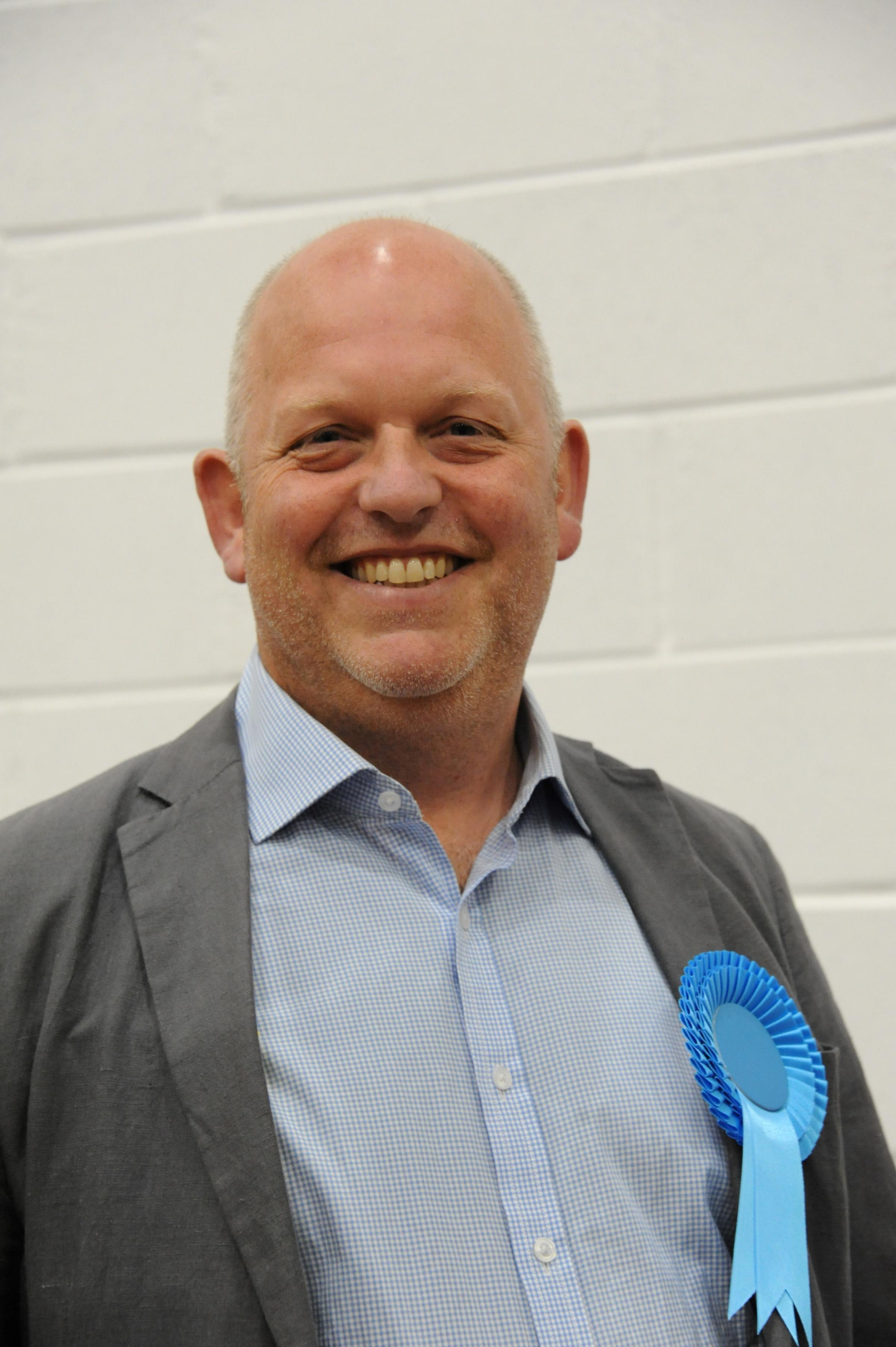Herefordshire County Council elections 2015...Paul Rone - Conservative - Red Hill. 1517_7030.