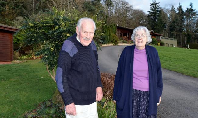 "Ken and Janet Davies have been running the park for over 50 years using ""sustainability"" as their watchword"