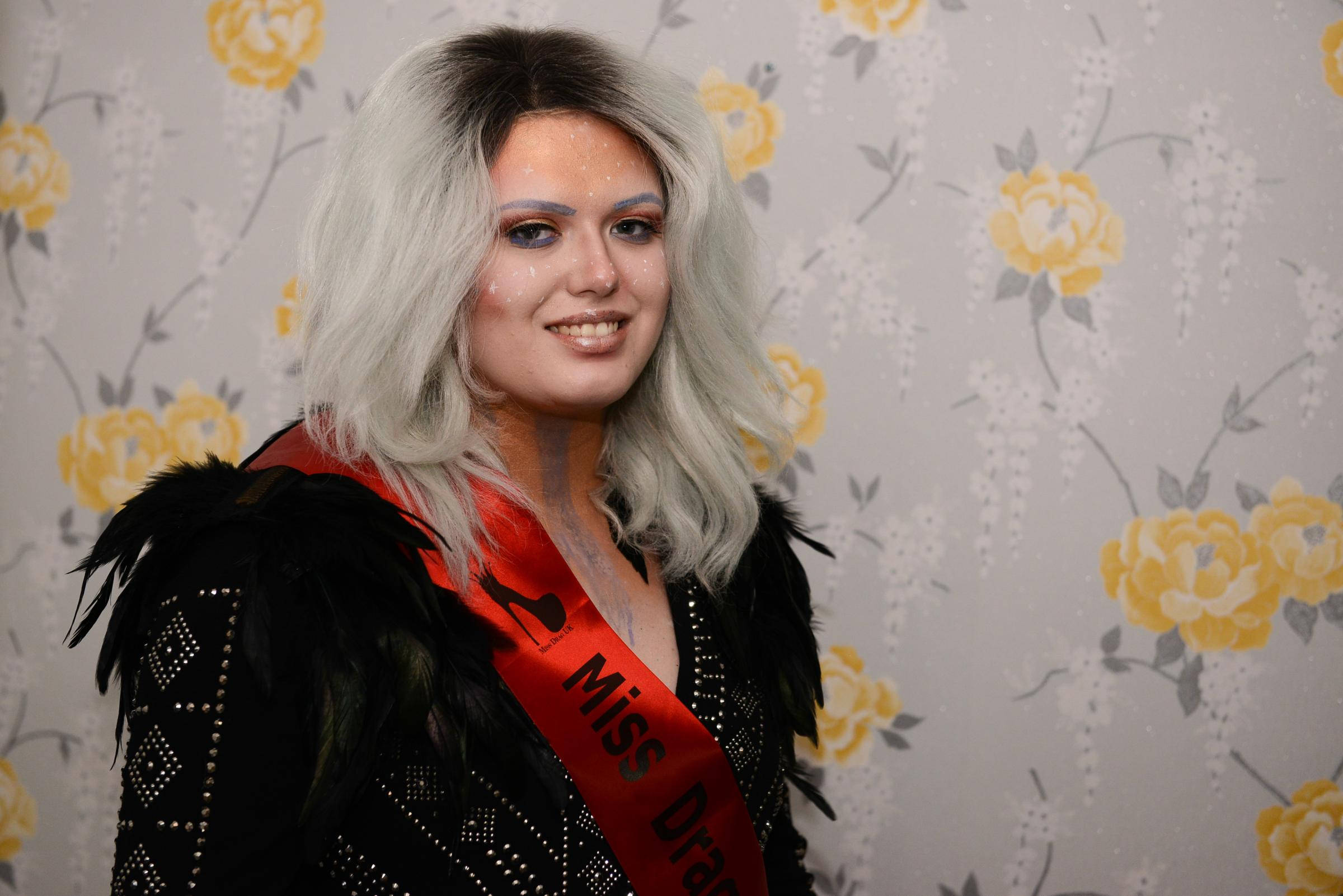 Charlie Barton from Ross-on-Wye is a finalist in the Miss Drag UK pageant.