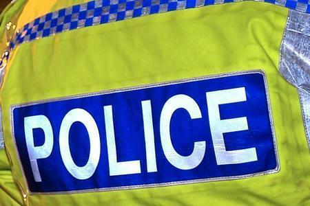 A dog walker's car was stolen from a layby.