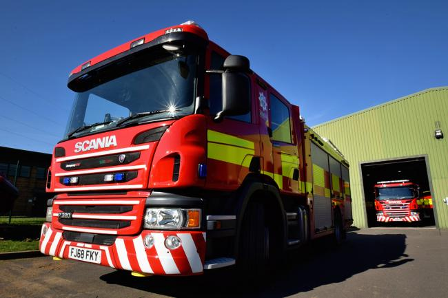 Firefighters in Worcestershire are threatening industrial action in a long-running dispute about new duty shifts