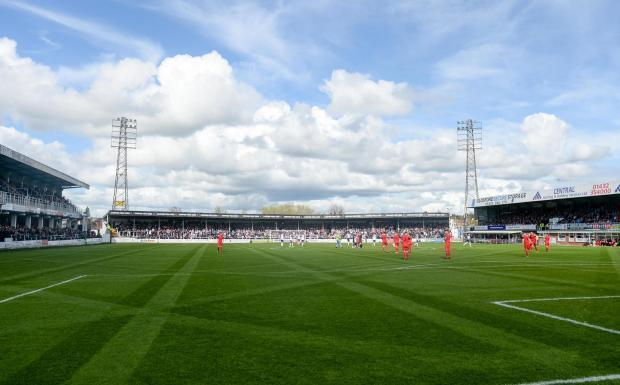 Edgar Street is one of the 87 pitches in the county which has received a cash boost